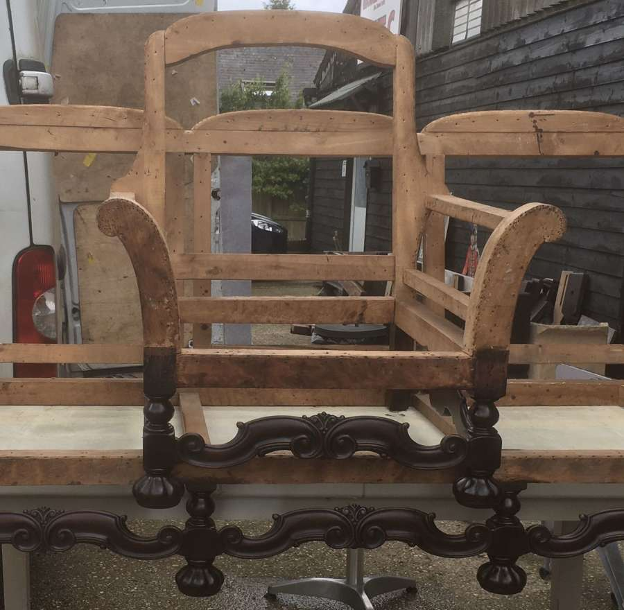 ITEMS FOR REUPHOLSTERY