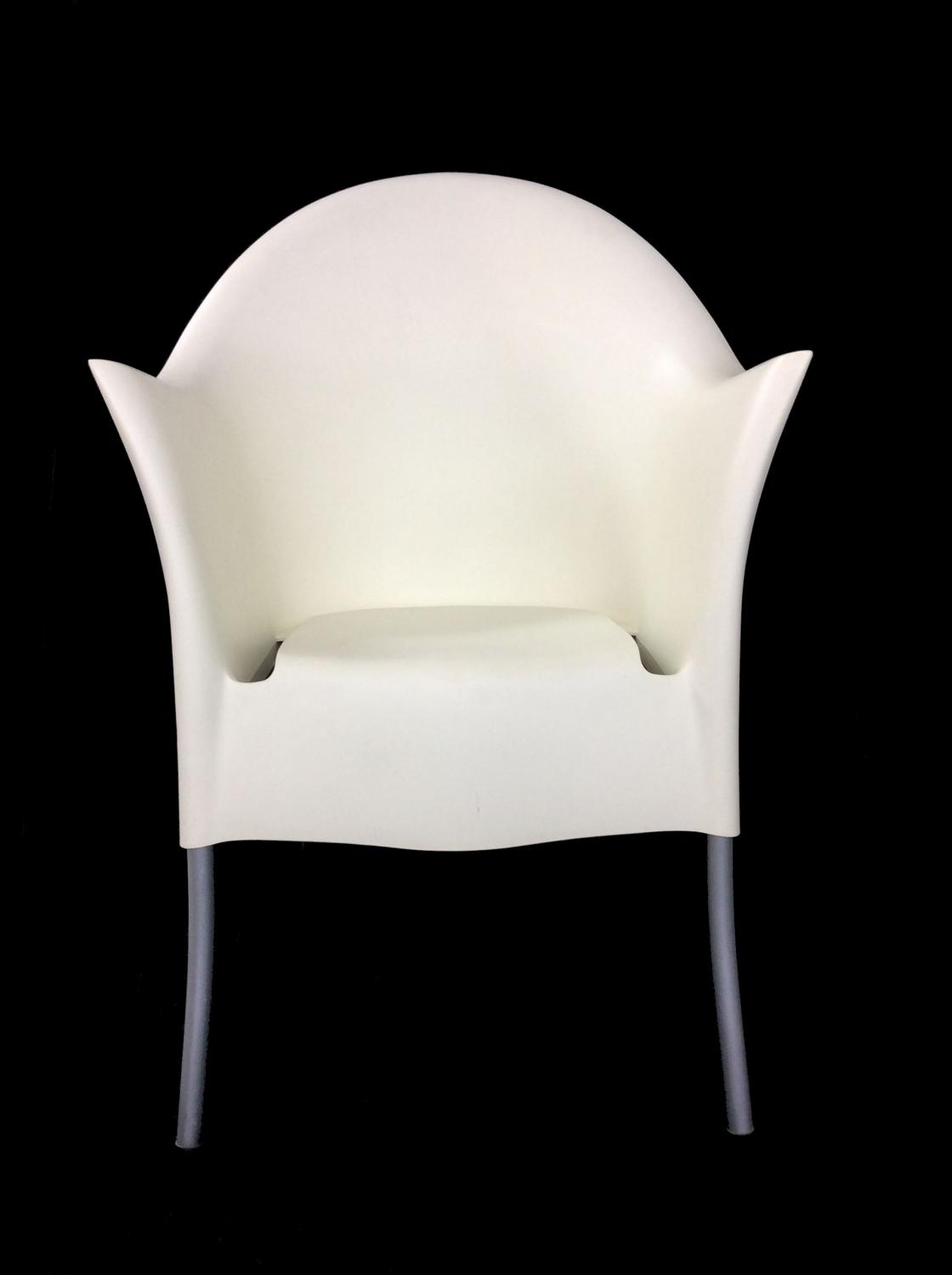 philippe starck lord yo chair in sold recently. Black Bedroom Furniture Sets. Home Design Ideas