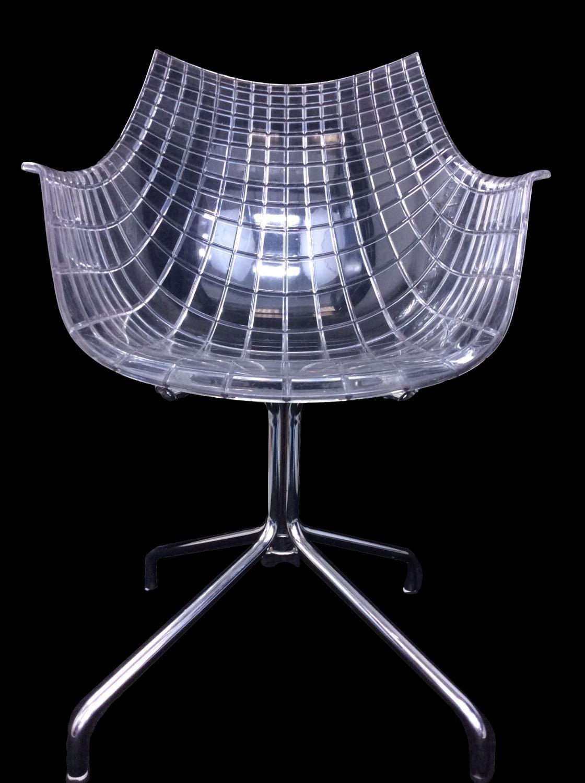 Vintage Perspex Chair