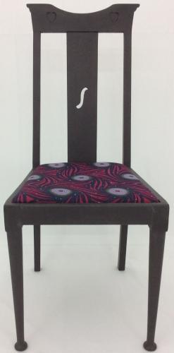 Aubergine Chitengi Chair