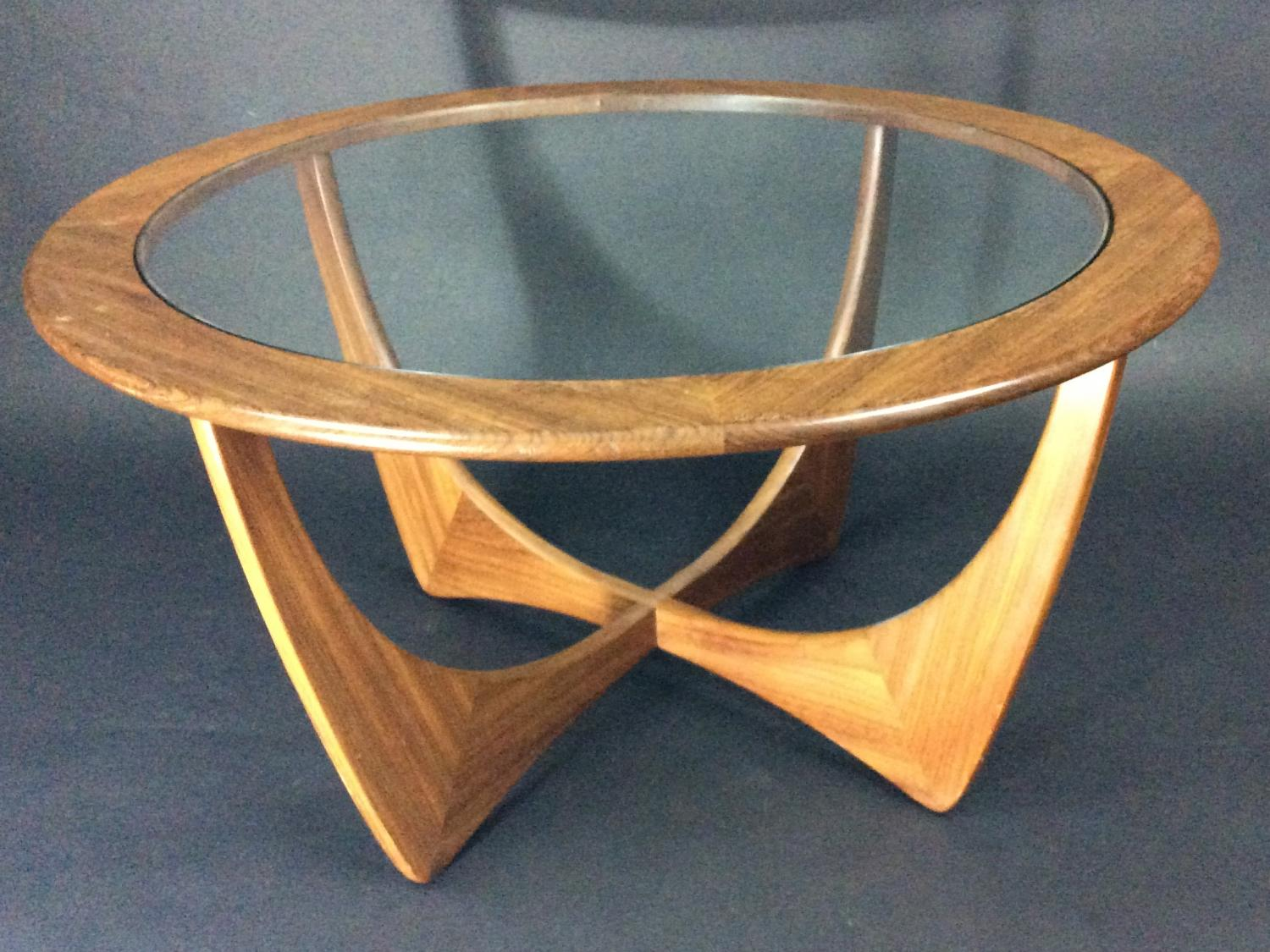 Circular G-plan Coffee Table