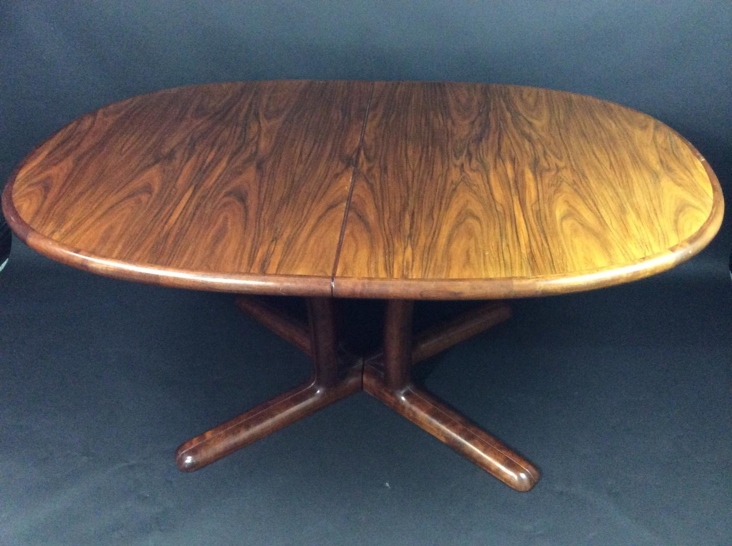Dyrlund Danish Extending Table