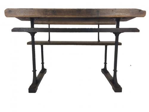 Antique Victorian Schooldesk