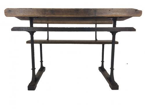 Antique Victorian Schooldesk