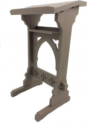 Gothic iPad Stand