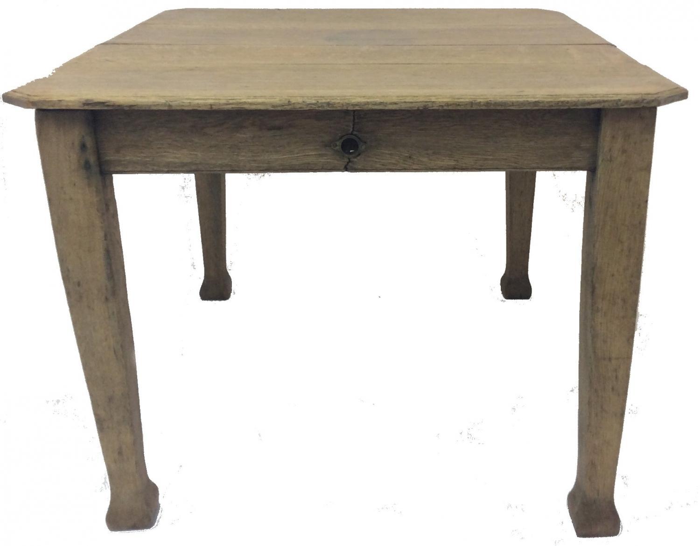 rocknroll oak kitchen table in shop home