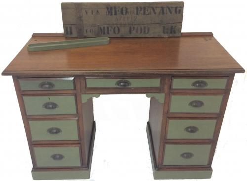 Military Styled Desk