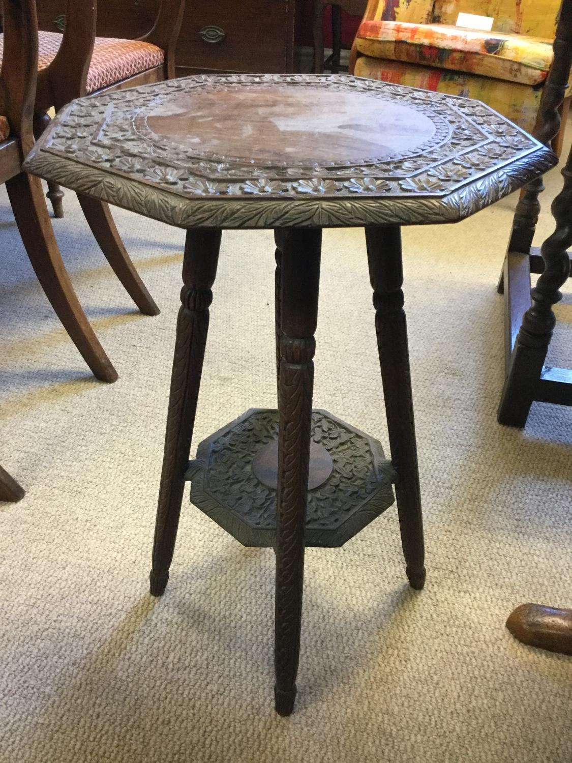 Kashmiri Occasional Table