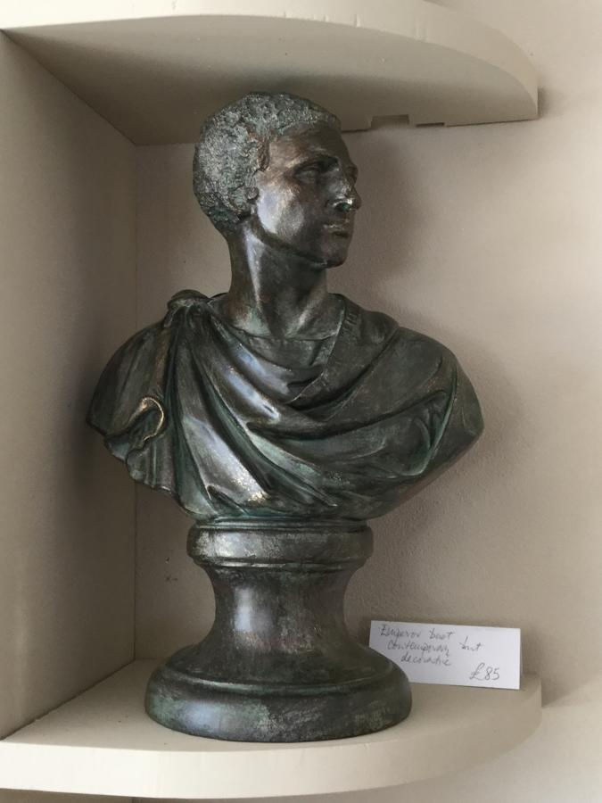 Contemporary Emperor Bust