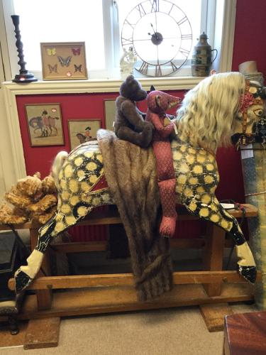 J Collinson & Sons Vintage Rocking Horse