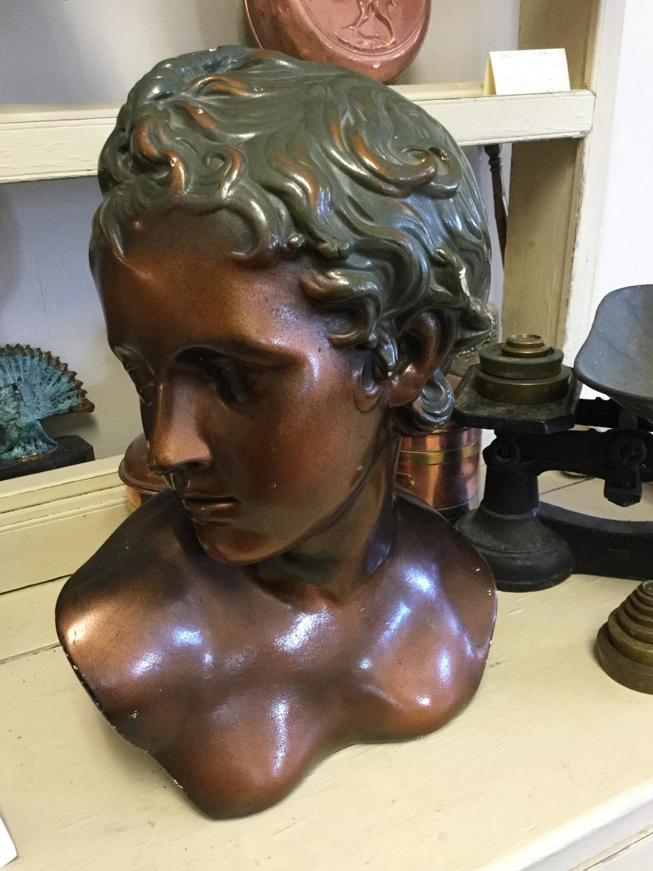 Art Deco Milliner's Bust