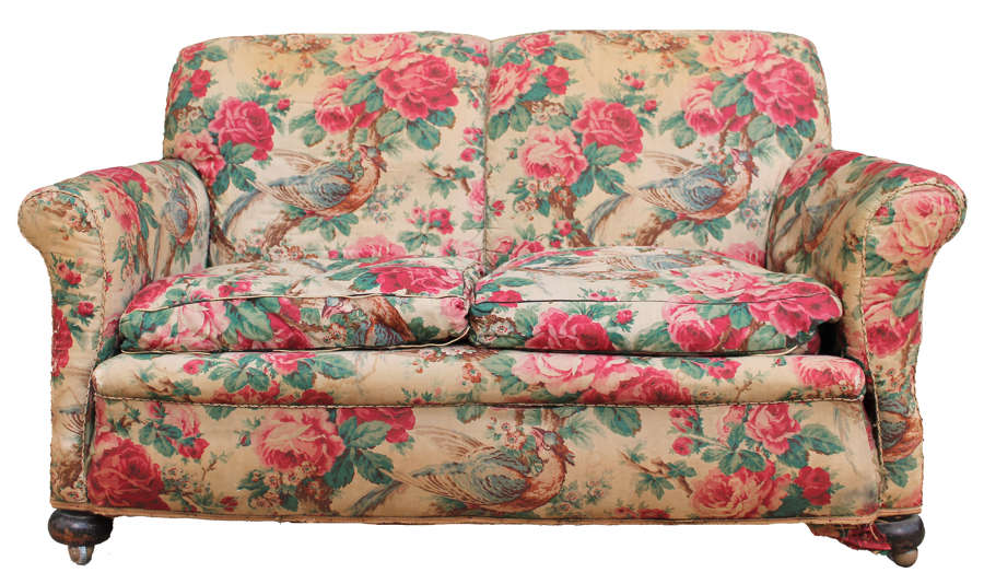 1930s 2 Seater Sofa