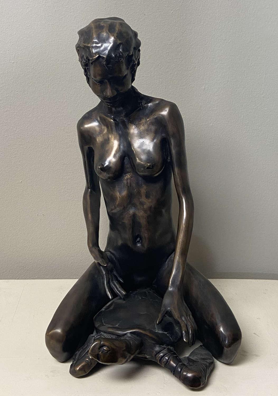Tom Bowers Bronze Sculpture