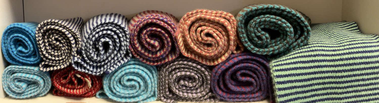 Triple Ply Cashmere Scarves