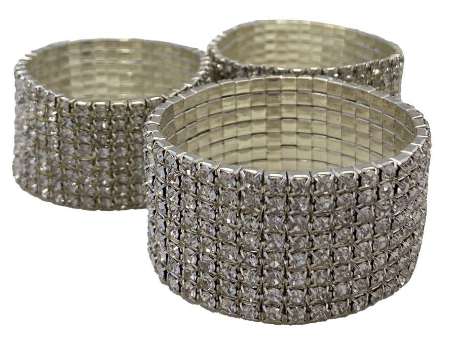 Diamante Cuffs
