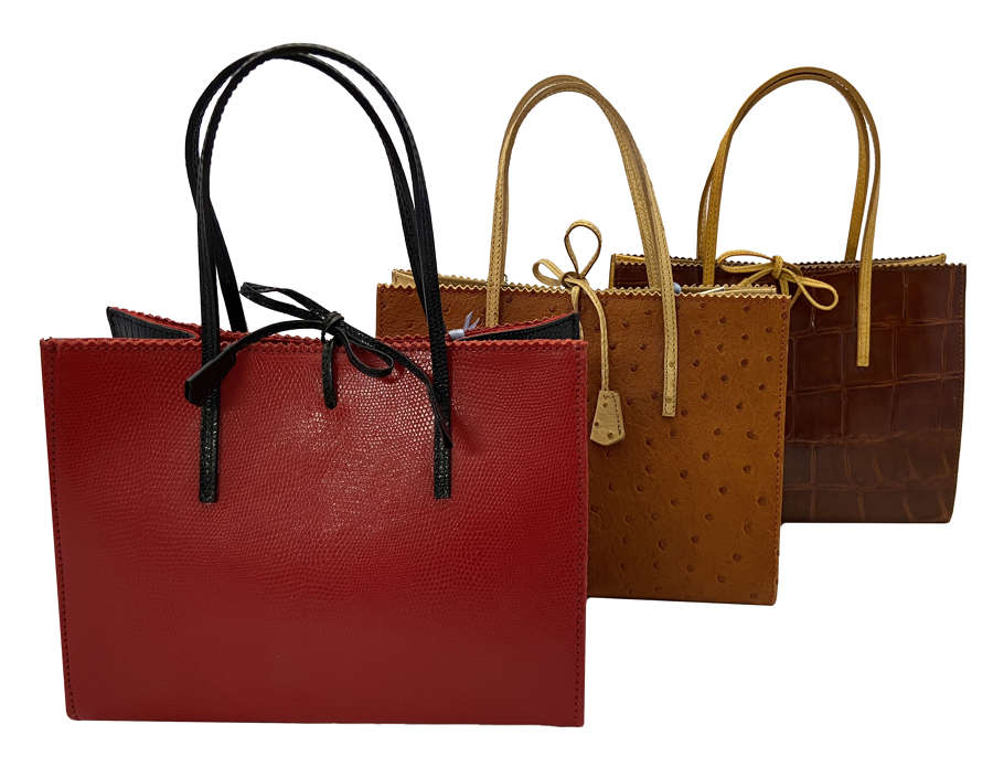 Crocus Leather Handbags