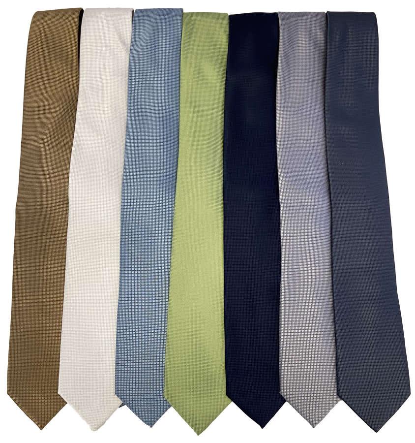 Italian Pure Silk Ties
