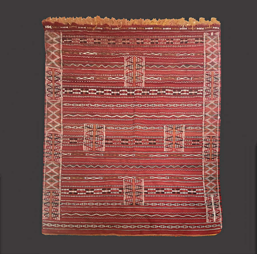 Moroccan Handknotted rug